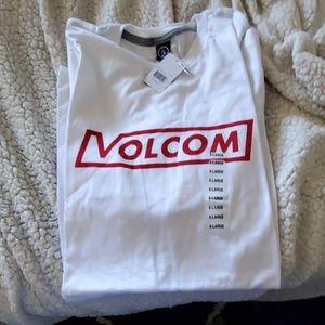 XL VOLCOM TEE